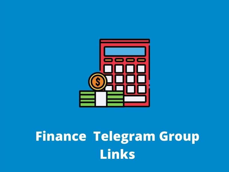 Finance Telegram Group Links