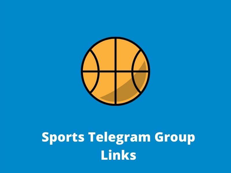 Sports Telegram Group Links 2020