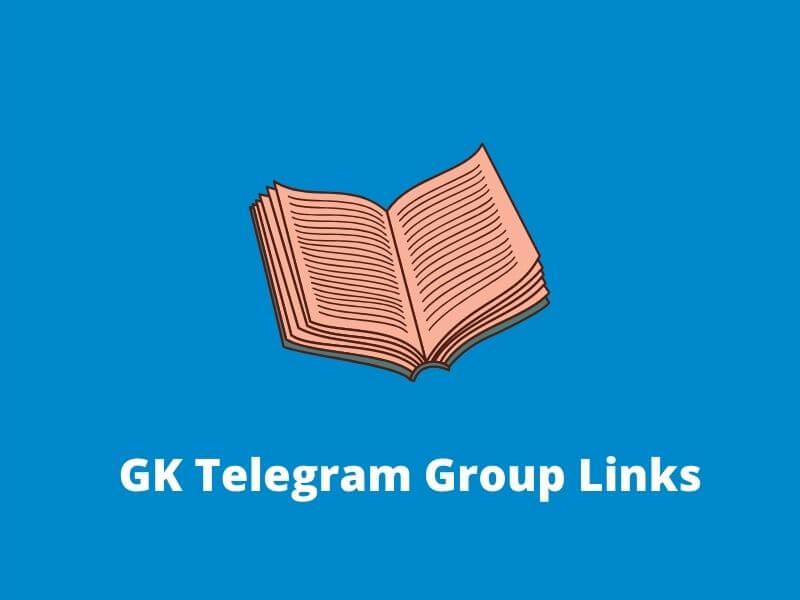 GK Telegram Group Links