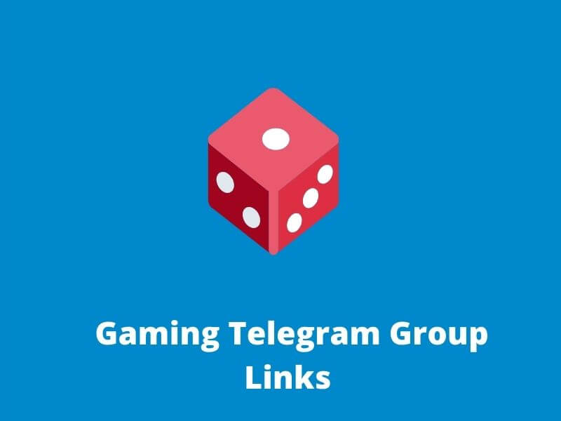 Gaming Telegram Groups