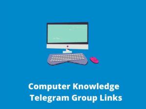 Computer Knowledge Telegram Group Links