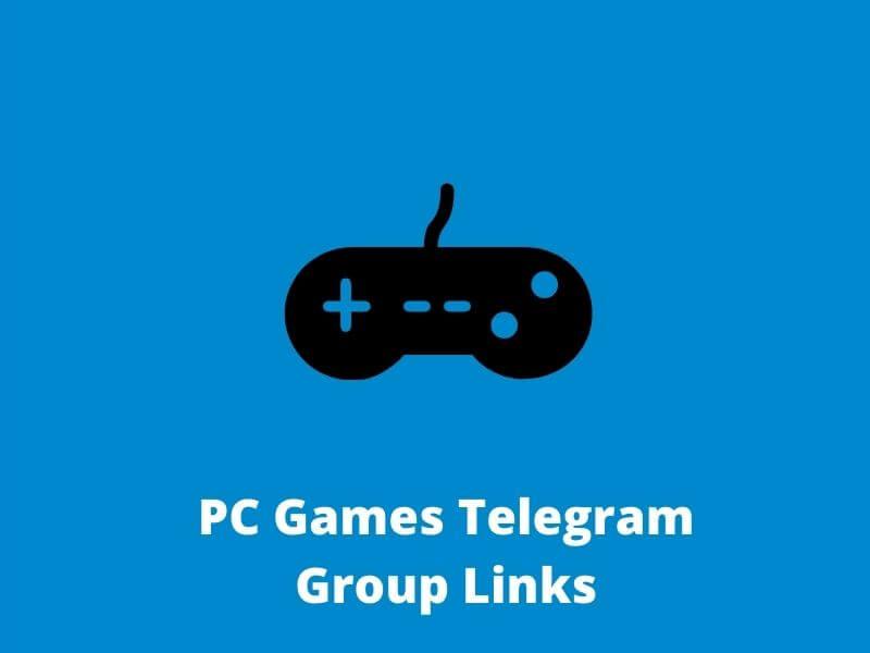 PC Games Telegram Group Links