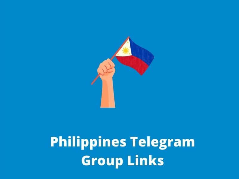 Philippines Telegram Group Links