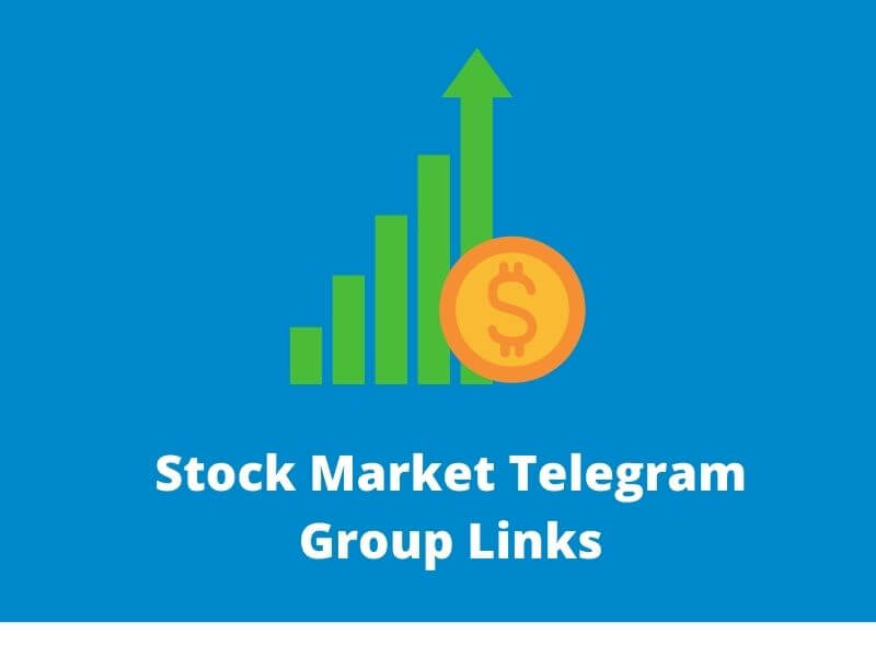 Stock Market Telegram Group Links
