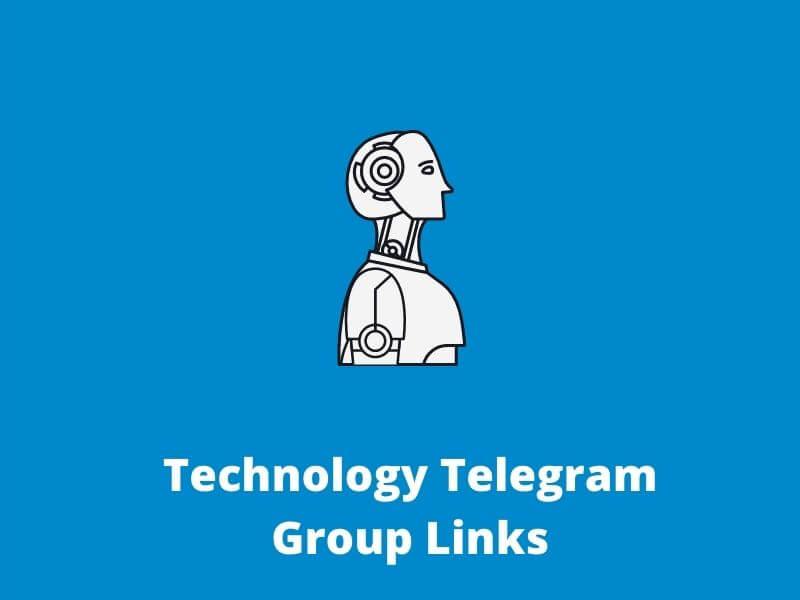 Technology Telegram Group