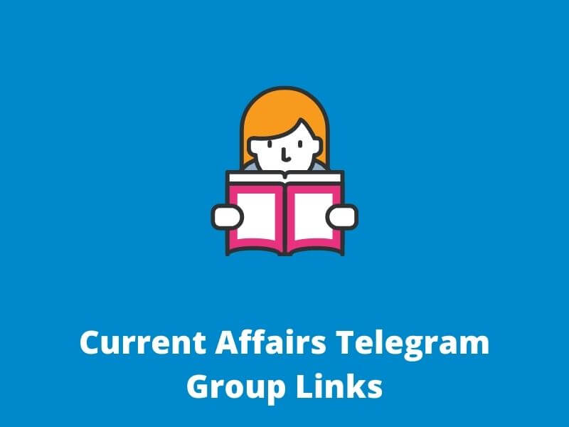 Current Affairs Telegram Group Links