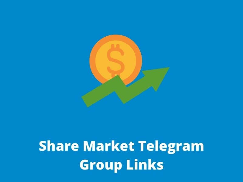 Share Market Telegram Group and Channel links