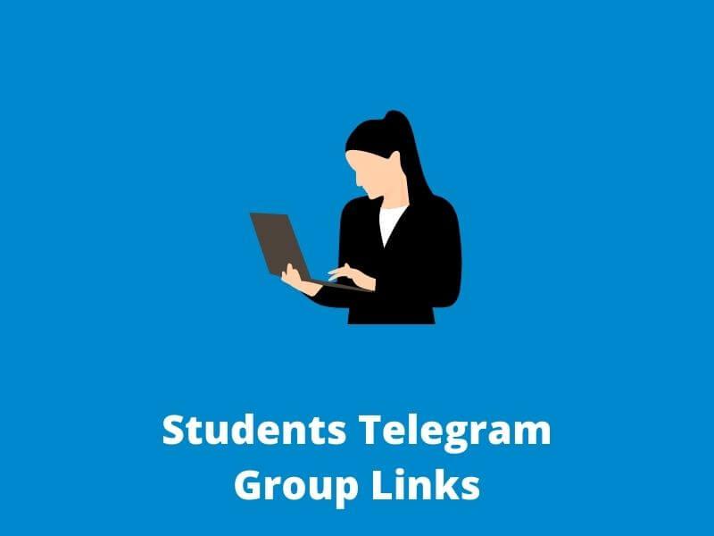 Students Telegram Group Links