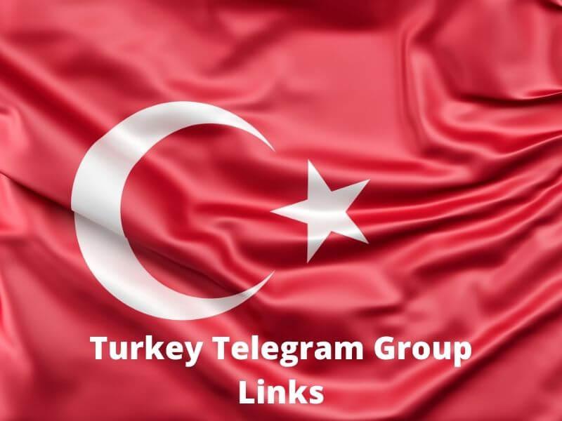 Turkey Telegram Group Links