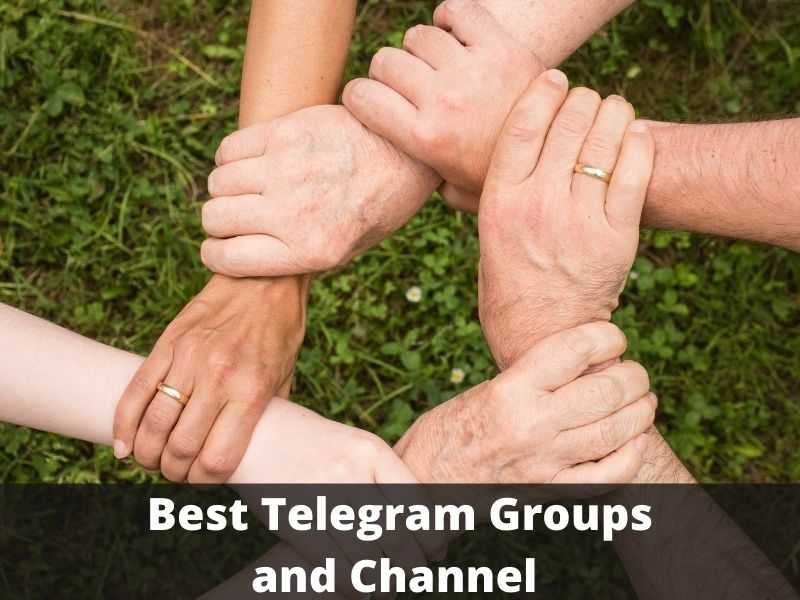 Best Telegram Groups and Channel Links List