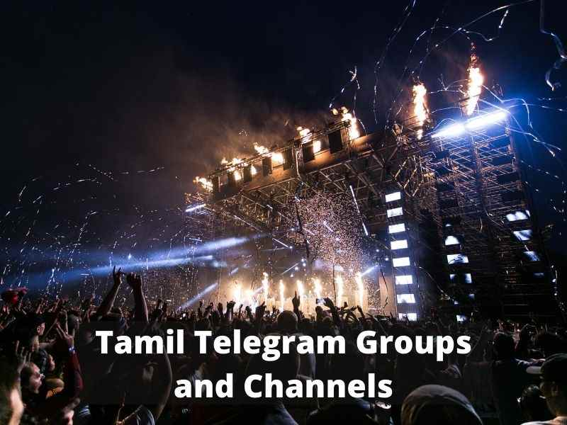 Tamil Telegram Groups and Channel Links
