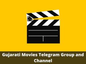 Gujarati Movies Telegram Group Links