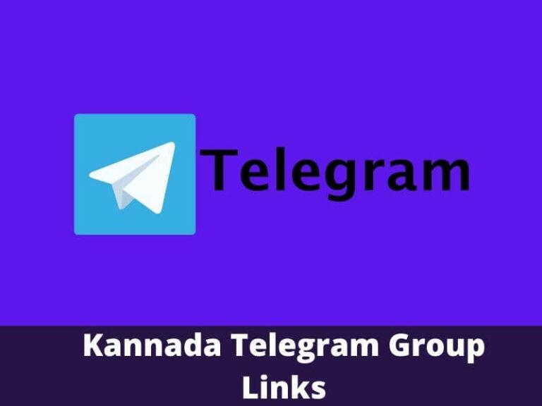 Kannada Telegram Group