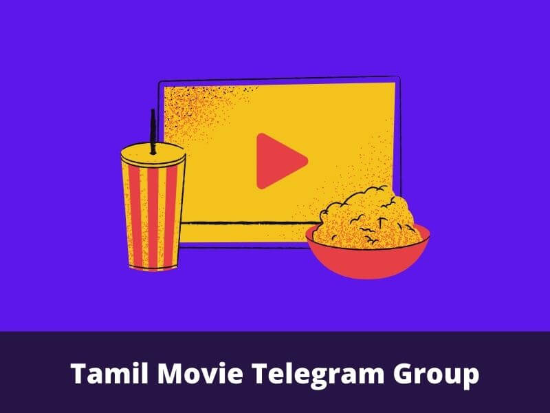 Tamil Movie Telegram Group Links