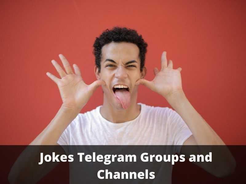 Jokes Telegram Group and Channel Links