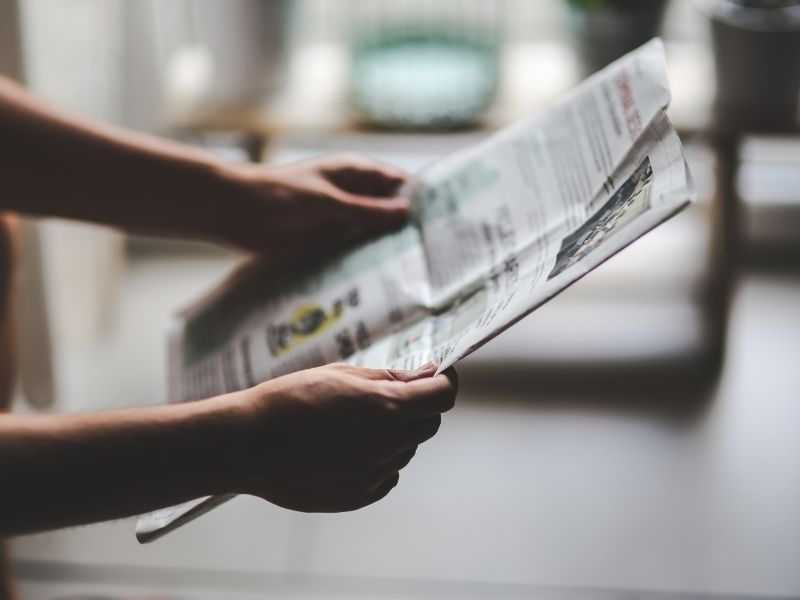 Newspaper Telegram Group and Channel Links
